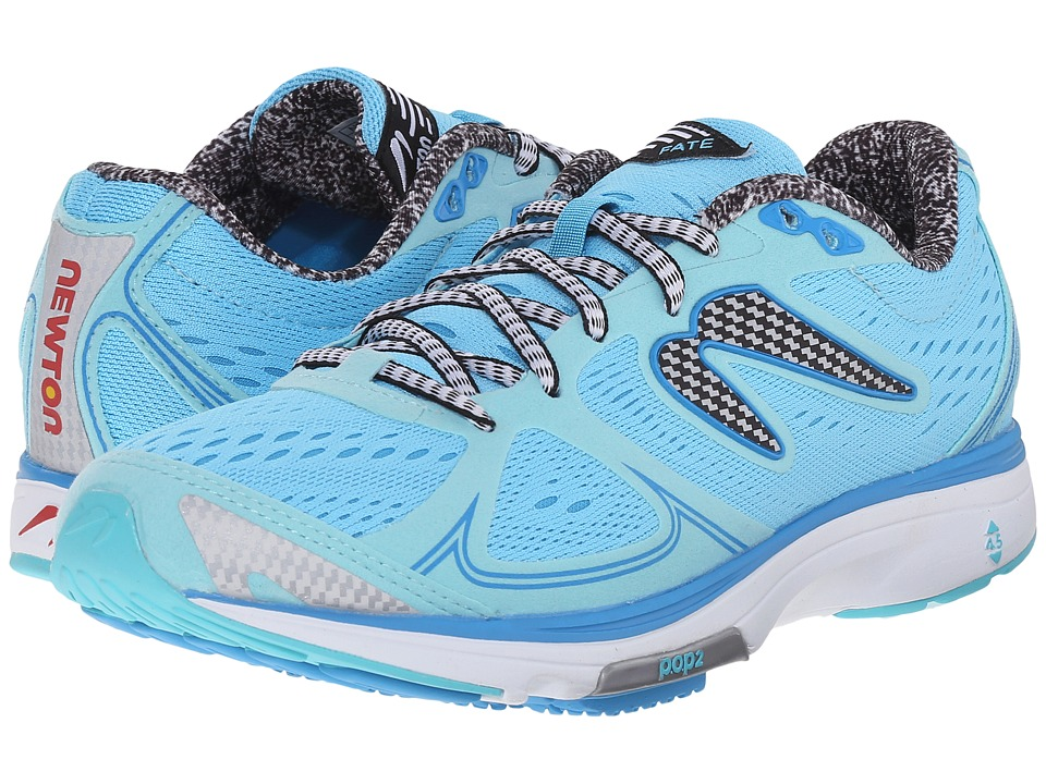 Newton Running - Fate (Sky Blue/Blue) Women's Running Shoes