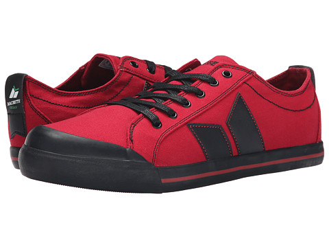 Macbeth - Eliot Vegan (Red/Black) Skate Shoes