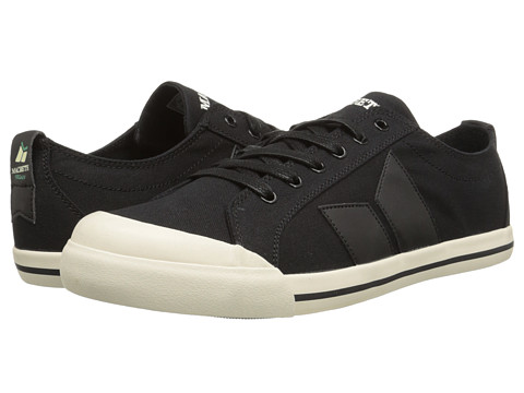 Macbeth - Eliot Vegan (Black/Black/Cement) Skate Shoes