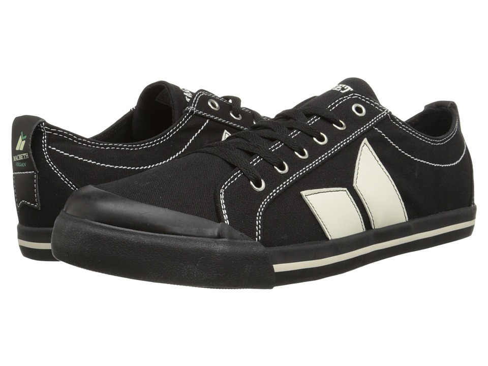 Macbeth - Eliot Vegan (Black/Cement 1) Skate Shoes