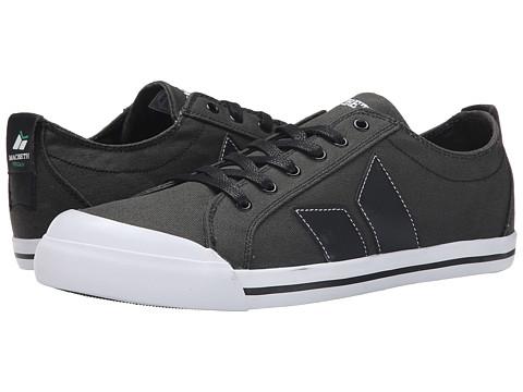 Macbeth - Eliot Vegan (Dark Grey/Black) Skate Shoes
