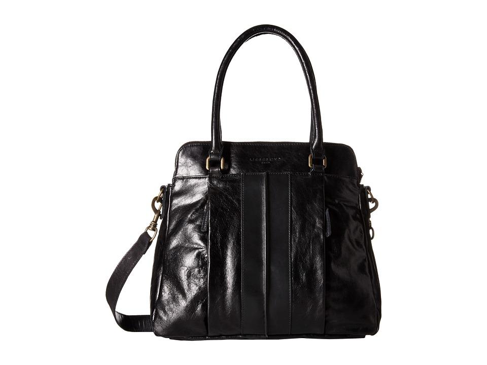 Liebeskind - Karla (Black) Handbags