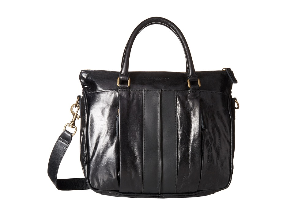 Liebeskind - Paula B (Black) Handbags