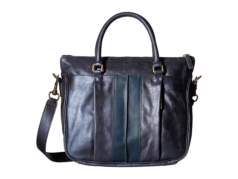 Liebeskind - Paula B (Dark Blue) Handbags