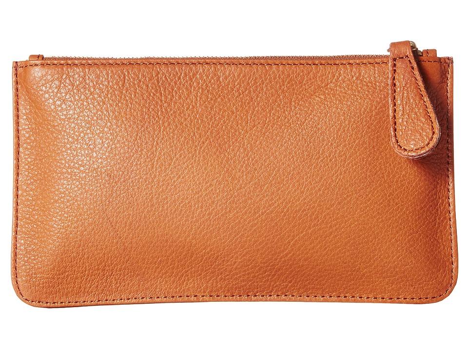 Liebeskind - Rabia (Cognac) Handbags