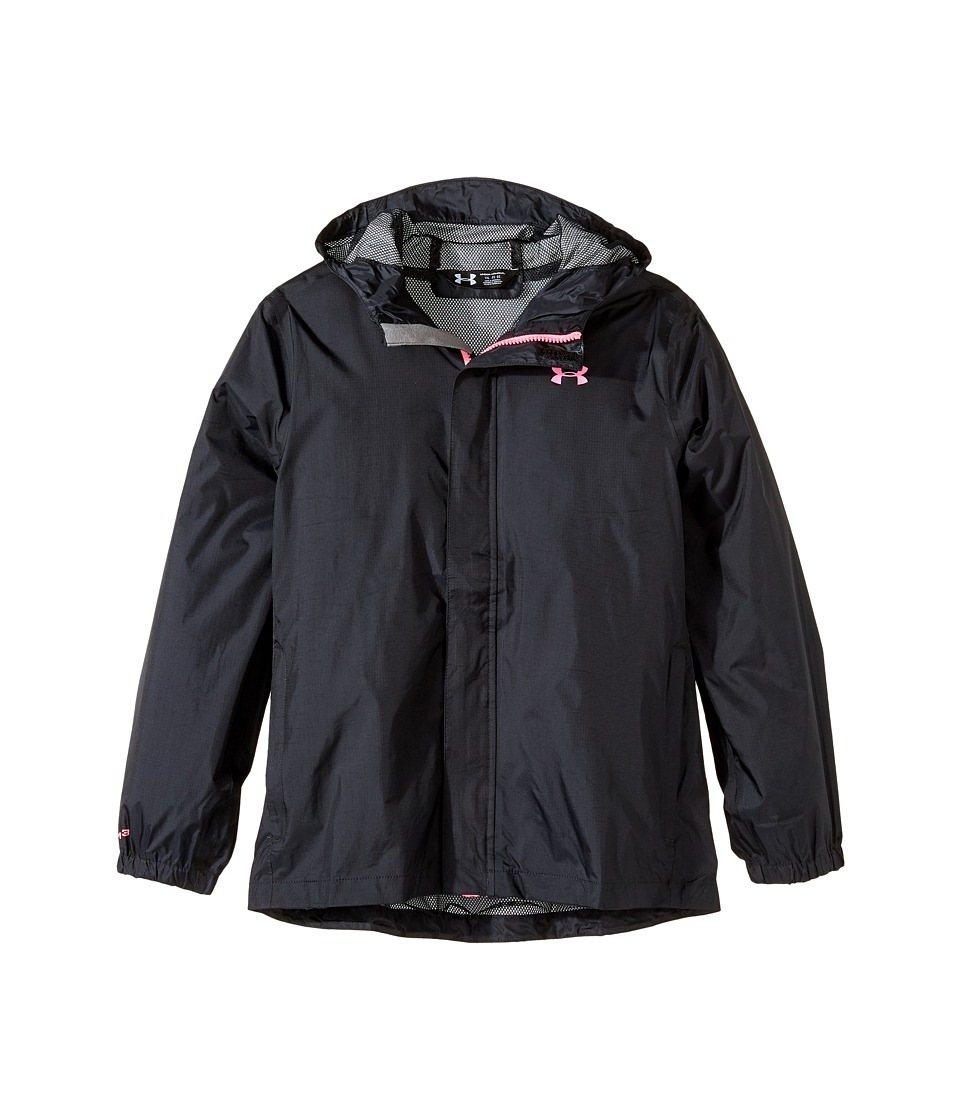Under Armour Kids - UA Bora Jacket (Big Kids) (Black) Girl's Jacket