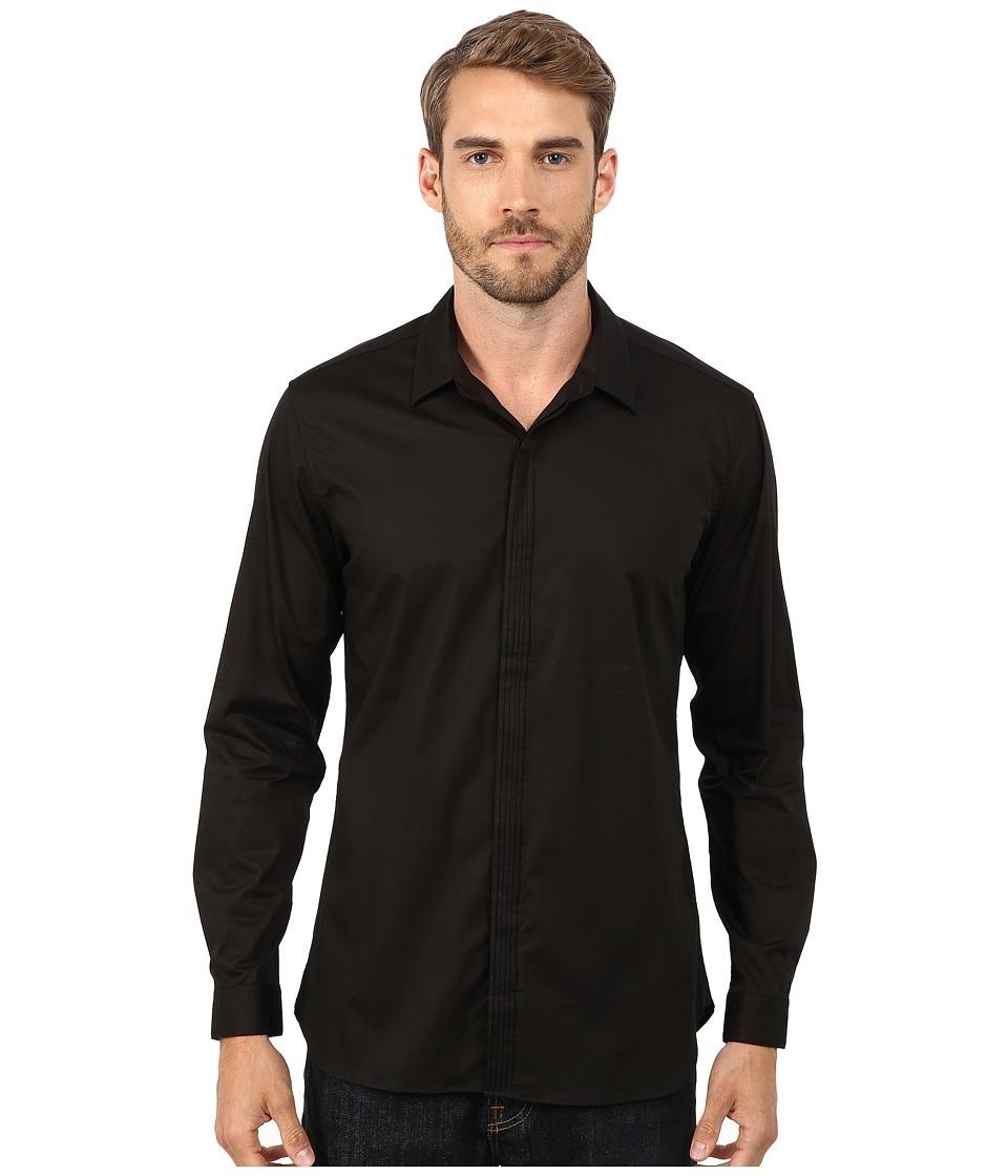 7 Diamonds - Centuries Long Sleeve Shirt (Black) Men