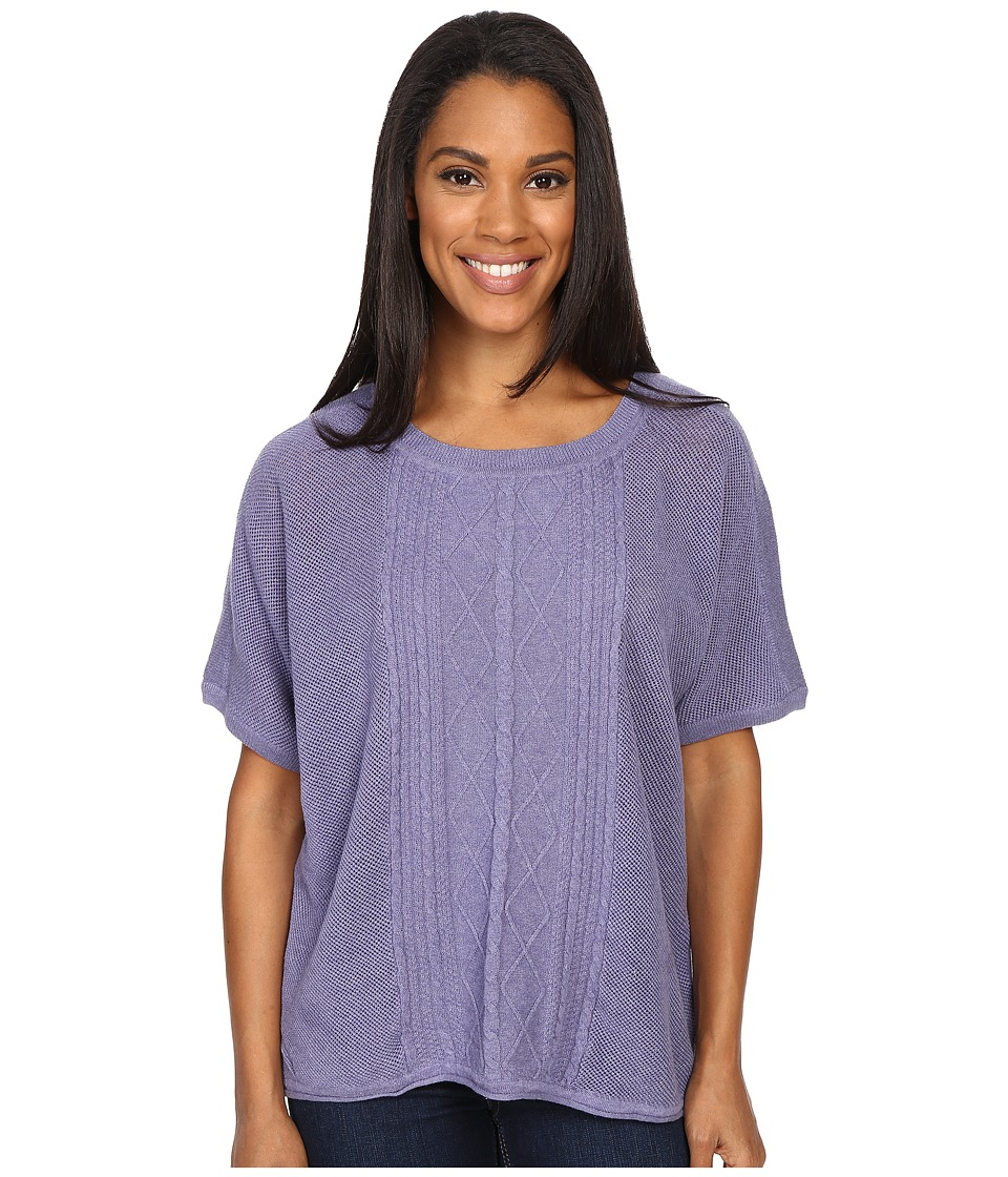 Prana - Nadine Sweater (Purple Fog) Women's Sweater