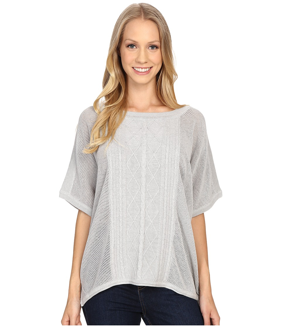 Prana - Nadine Sweater (Silver) Women's Sweater