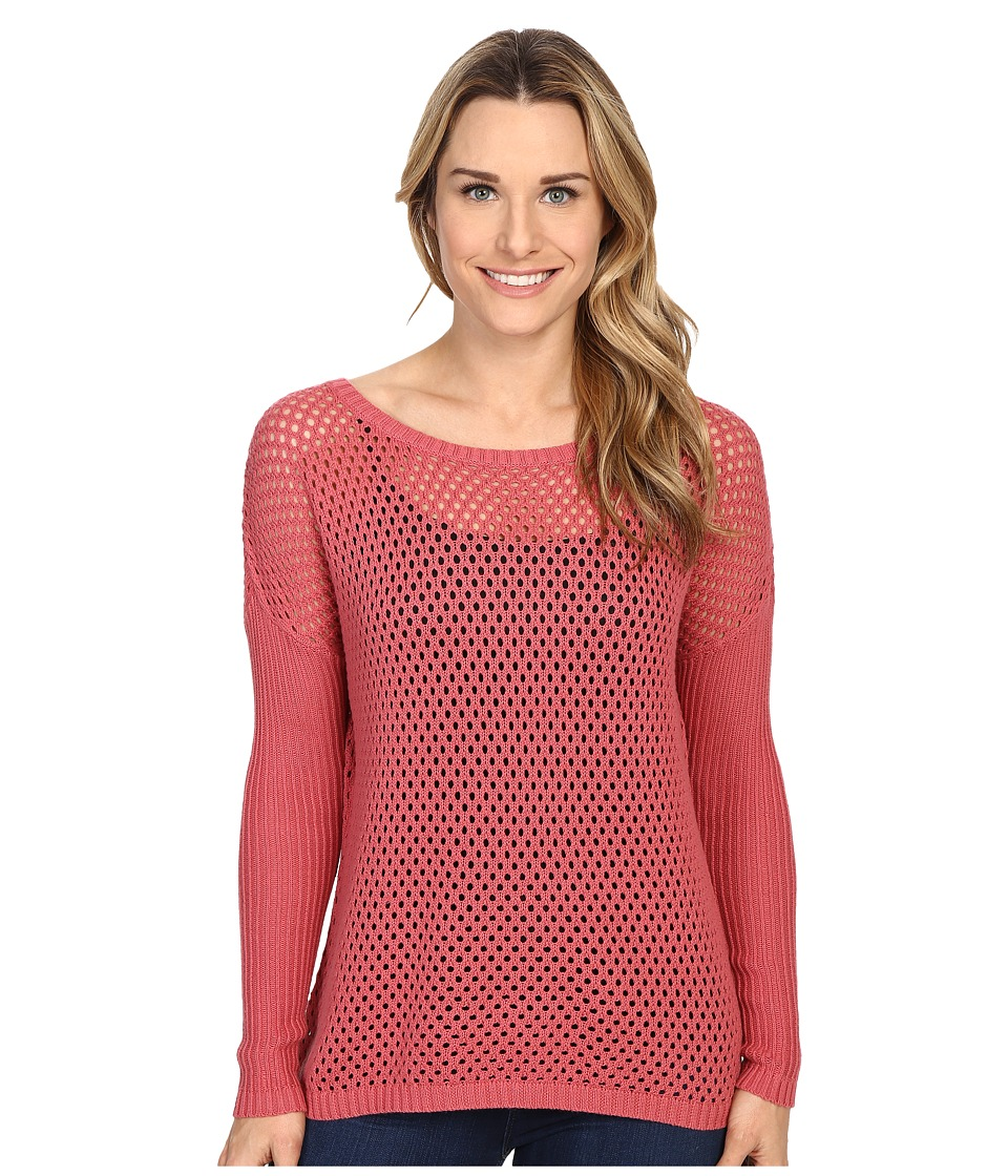 Prana - Parker Sweater (Red Slate) Women's Sweater