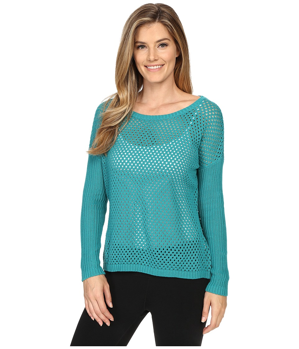 Prana - Parker Sweater (Tidal Teal) Women's Sweater