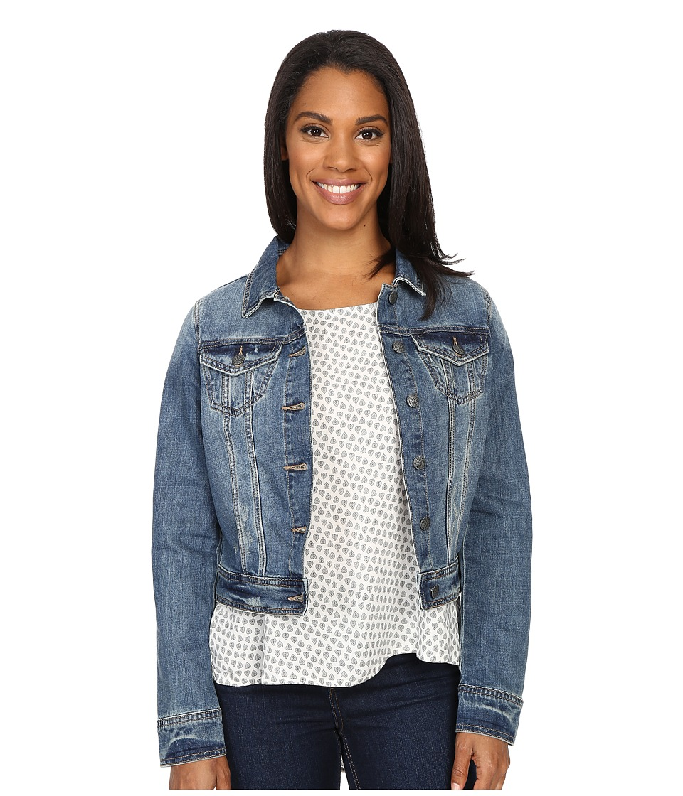 Prana - Dree Jacket (Antique Blue) Women's Jacket
