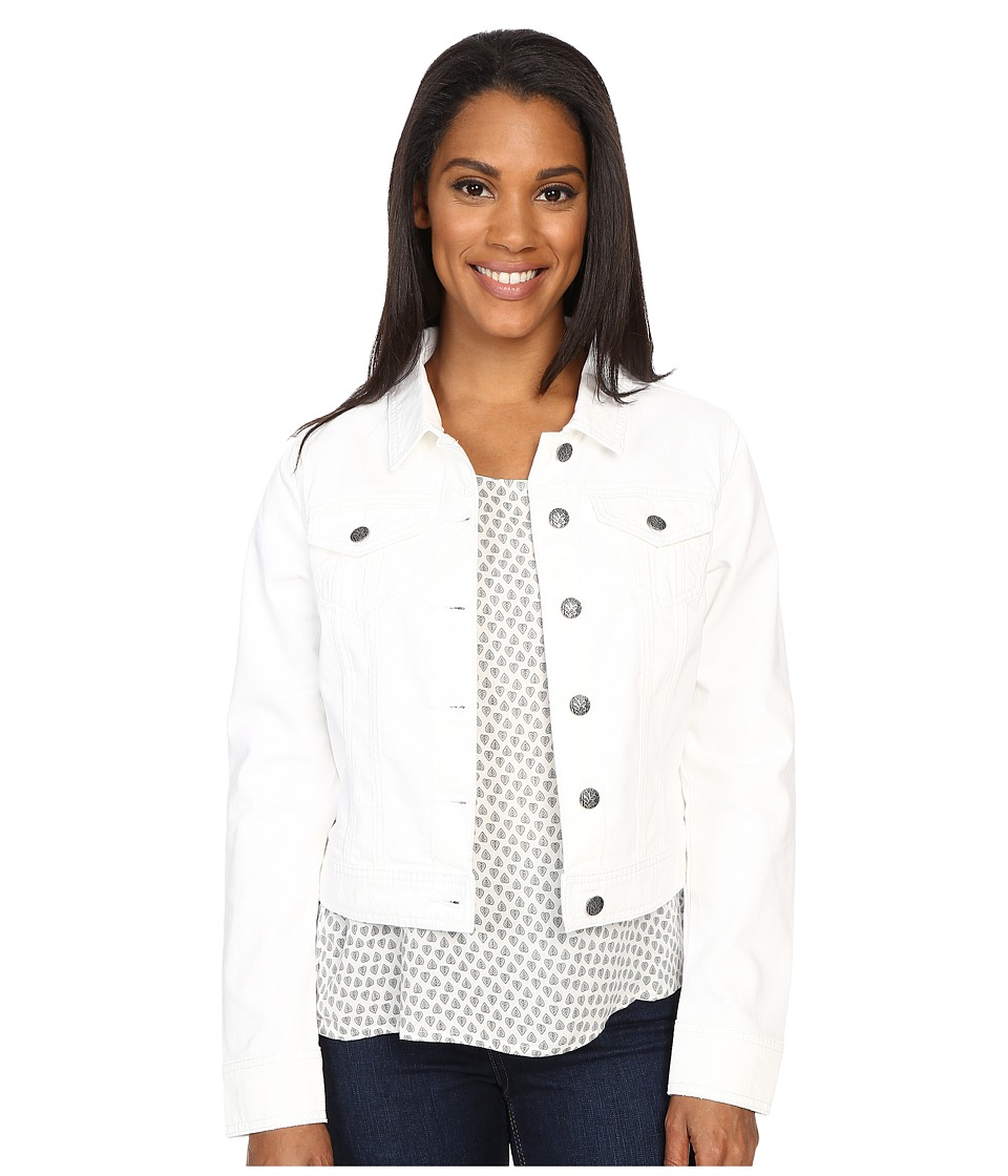 Prana - Dree Jacket (White) Women's Jacket