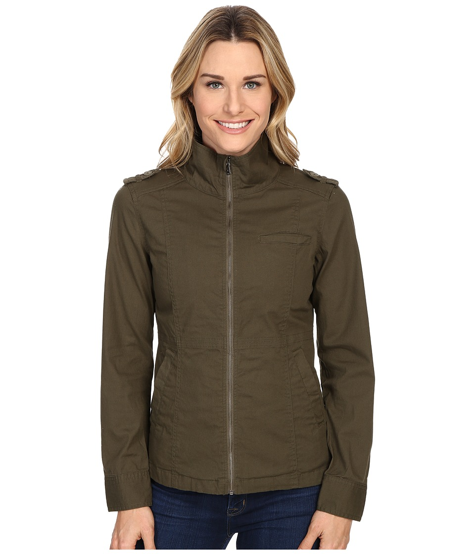 Prana - Mayve Jacket (Cargo Green) Women's Coat