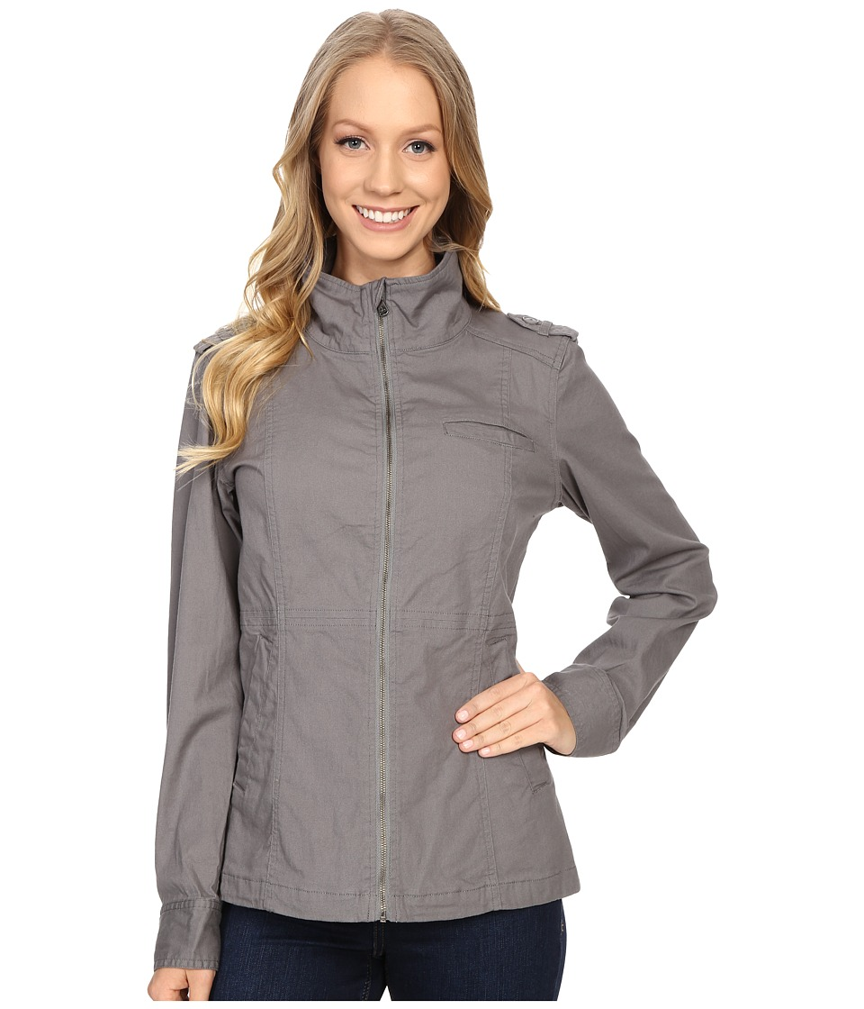 Prana - Mayve Jacket (Gravel) Women's Coat
