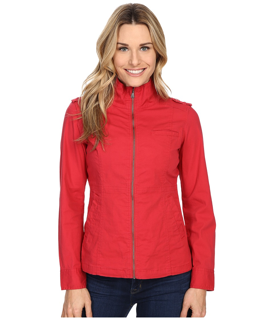 Prana - Mayve Jacket (Sunwashed Red) Women's Coat