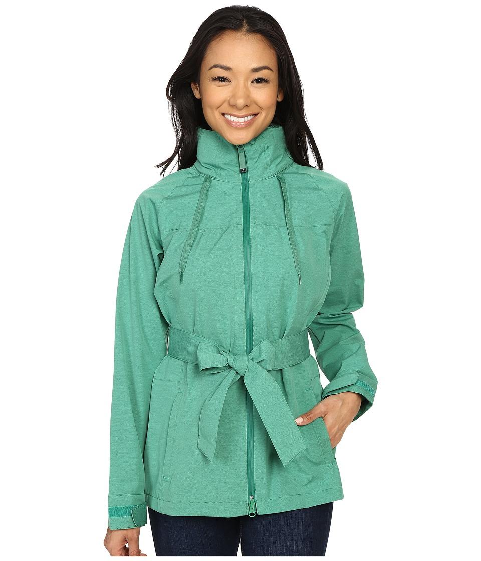 Prana - Eliza Jacket (Dusty Pine) Women's Coat