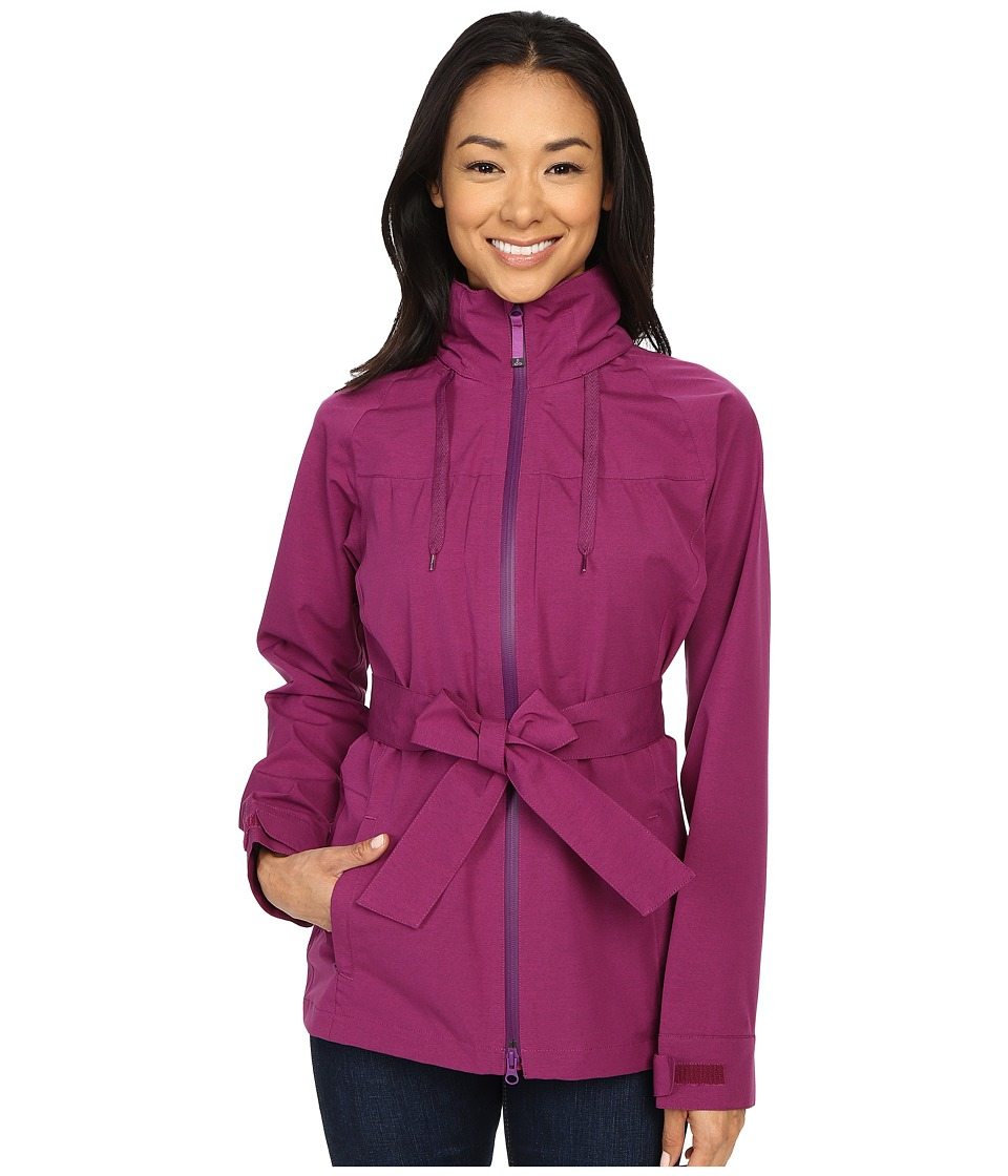 Prana - Eliza Jacket (Light Red Violet) Women's Coat