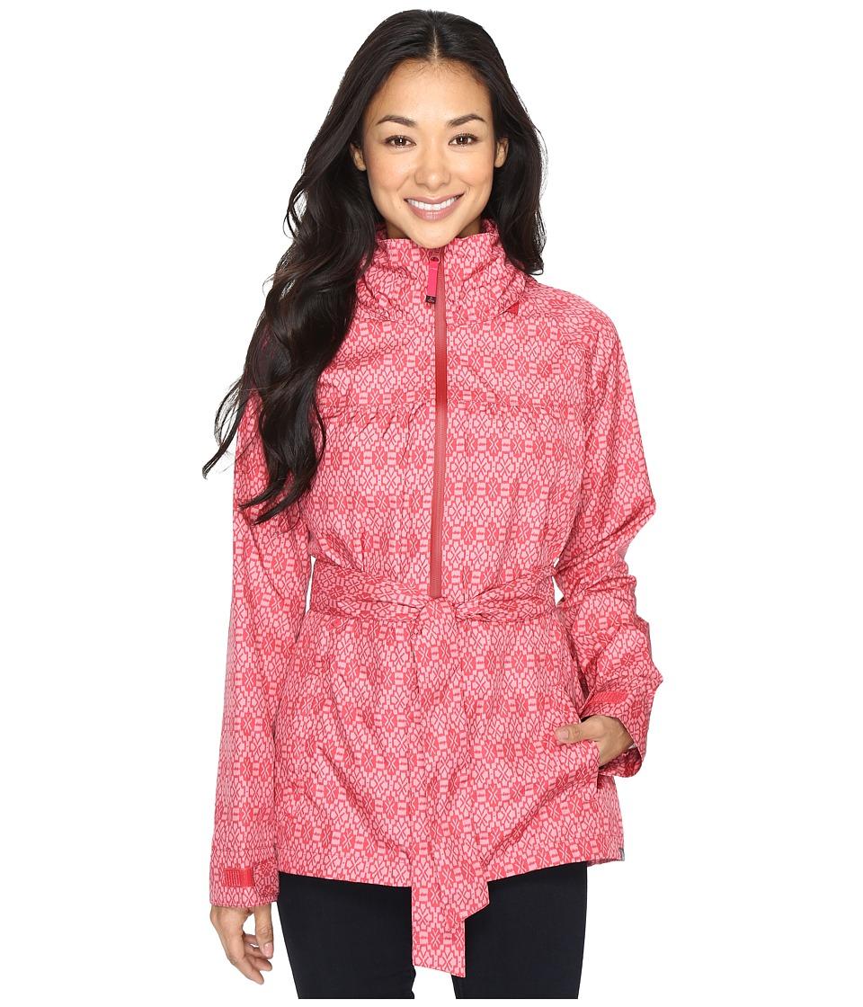 Prana - Eliza Jacket (Sunwashed Red Misty) Women's Coat