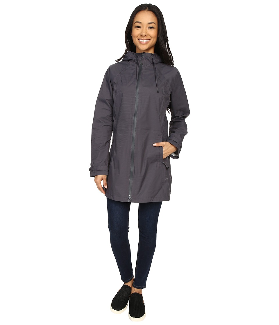 Prana - Kylie Jacket (Coal) Women's Coat
