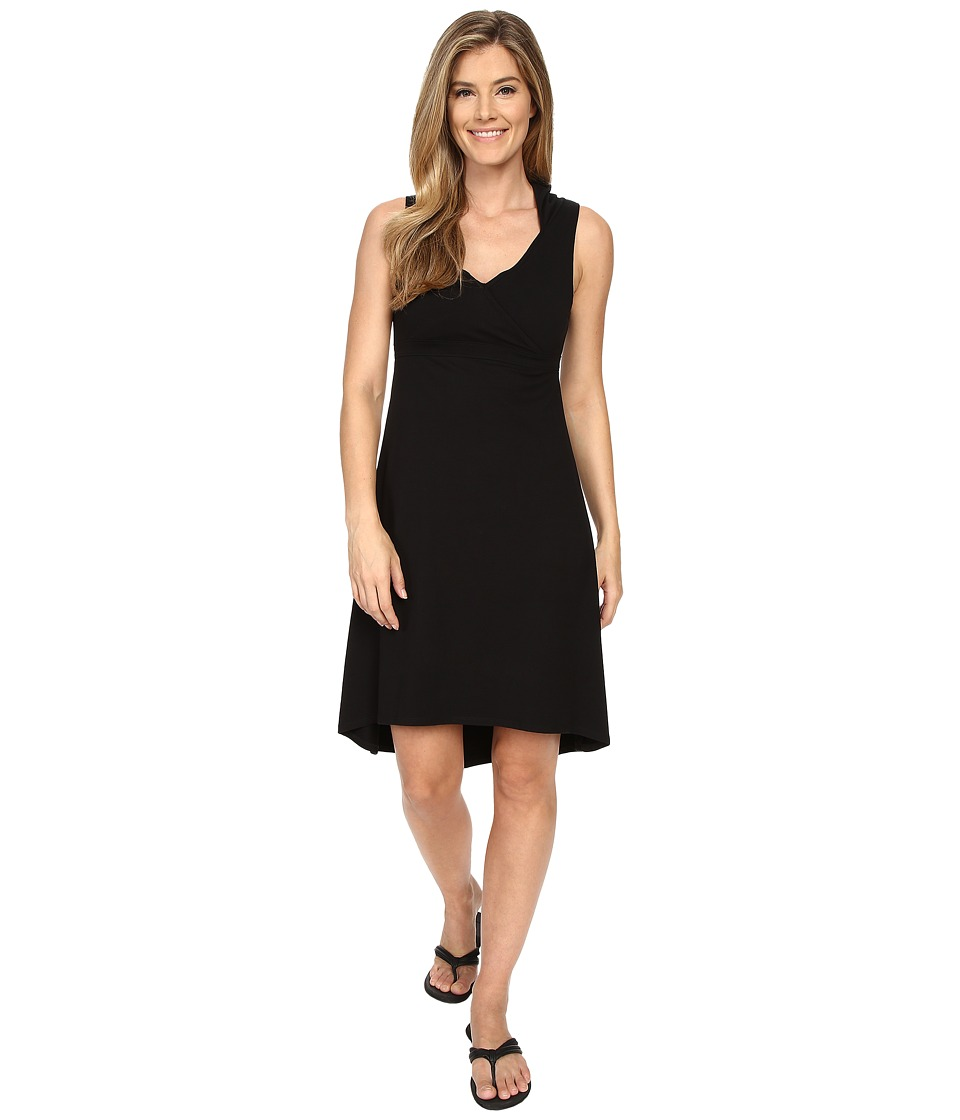 Prana - Alana Dress (Black 2) Women's Dress