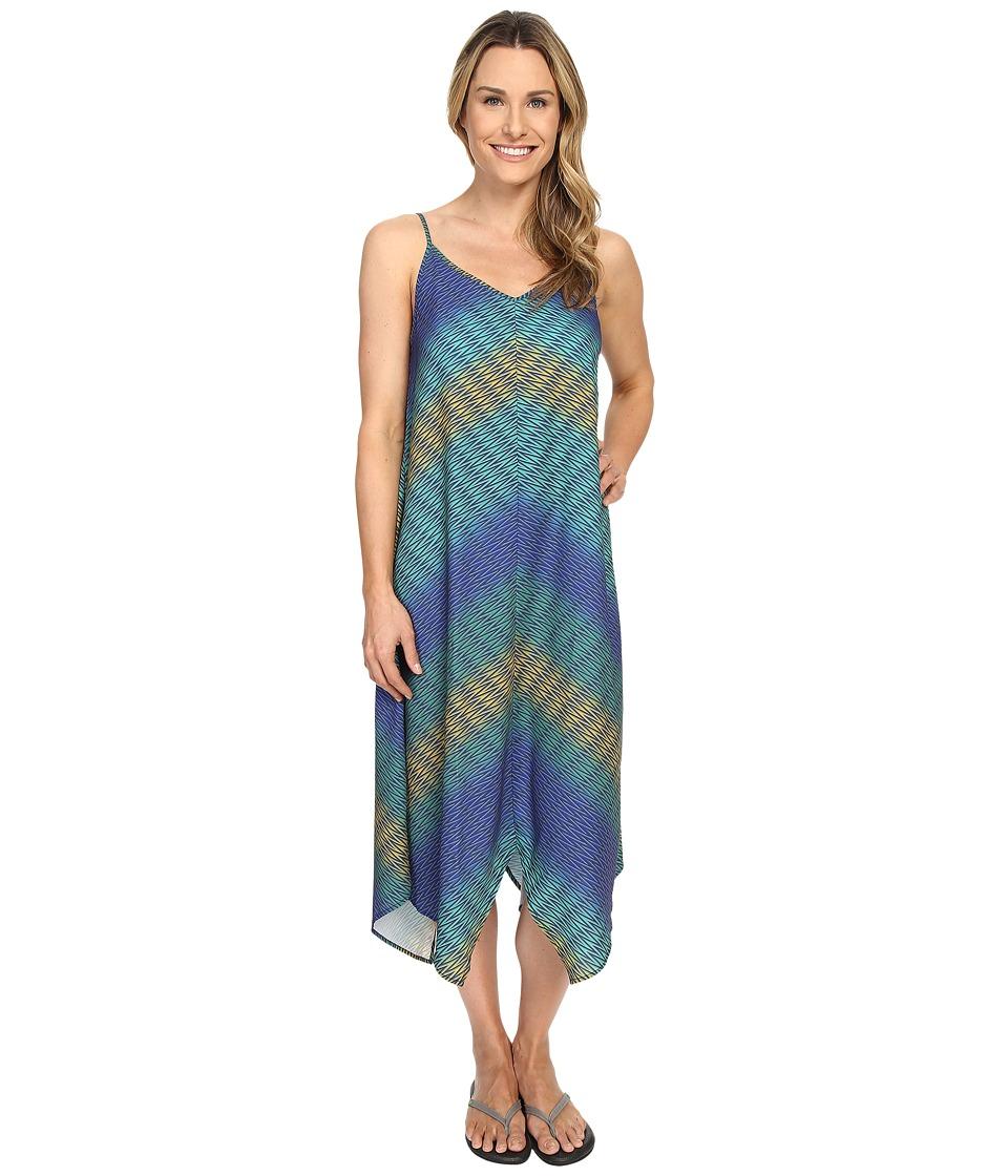 Prana - Angelique Dress (Sail Blue) Women's Dress