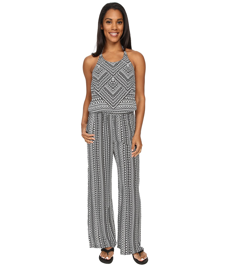 Prana - Bijou Jumpsuit (Black) Women's Jumpsuit & Rompers One Piece