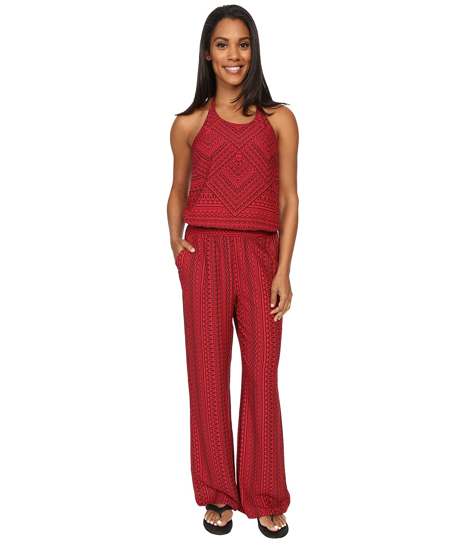 Prana - Bijou Jumpsuit (Sunwashed Red) Women's Jumpsuit & Rompers One Piece