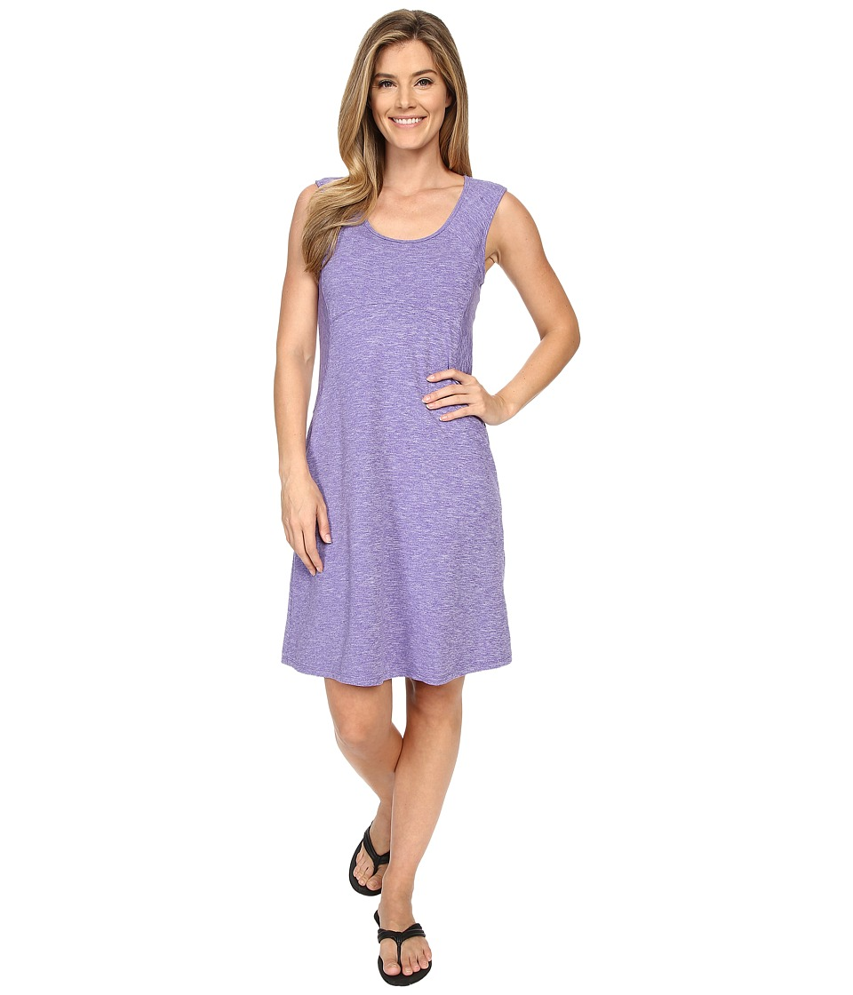 Prana - Calico Dress (Ultra Violet) Women's Dress