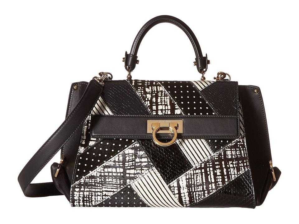 Salvatore Ferragamo - Sofia 21F602 (Bianco) Handbags