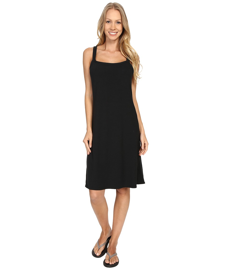 Prana - Cora Dress (Black) Women's Dress