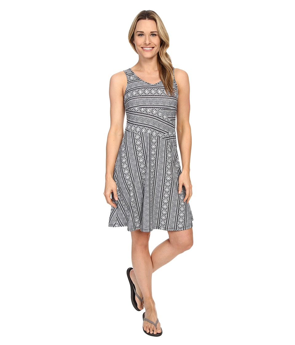 Prana - Amelie Dress (Black Lace) Women's Dress