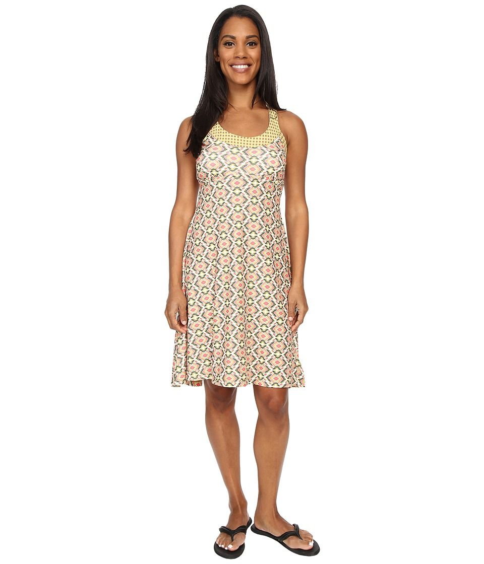 Prana - Cali Dress (Safari Guava) Women's Dress