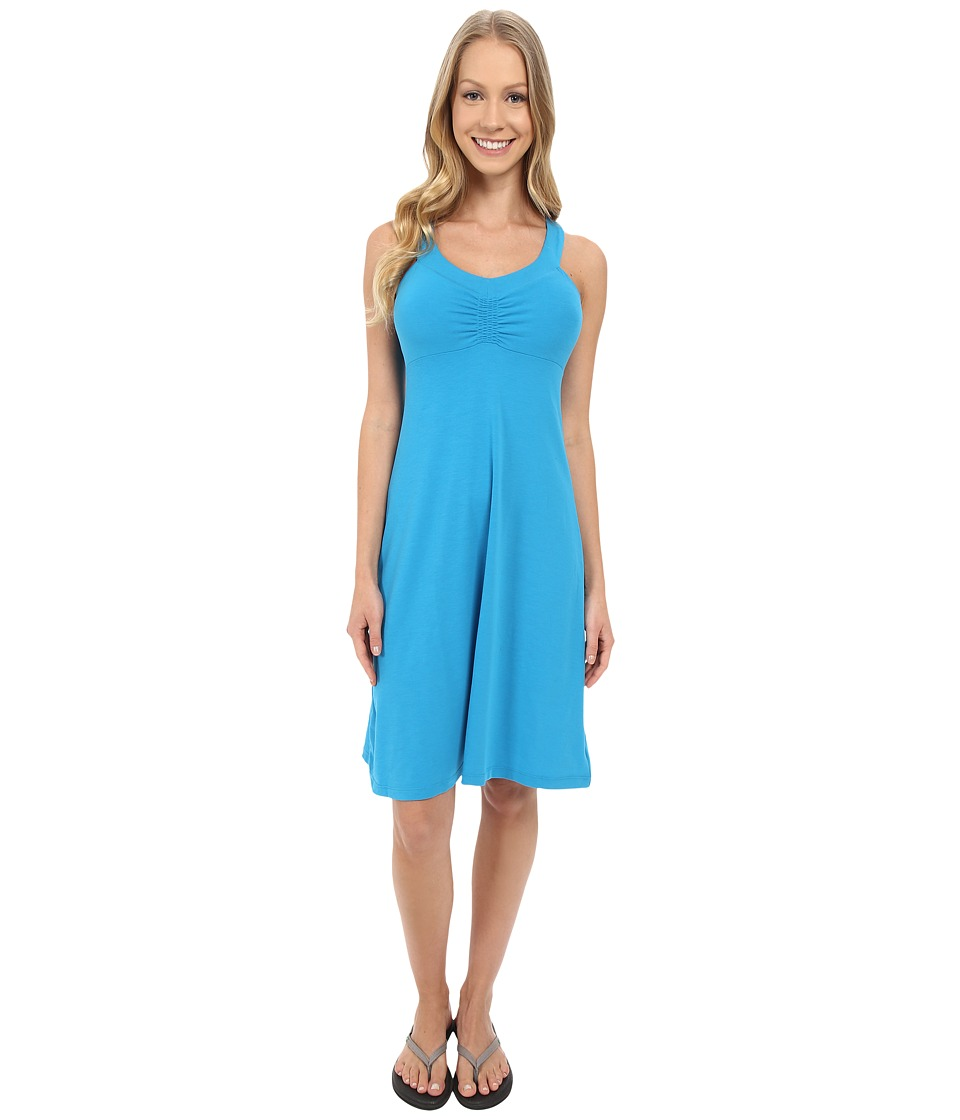 Prana - Shauna Dress (Electro Blue) Women's Dress