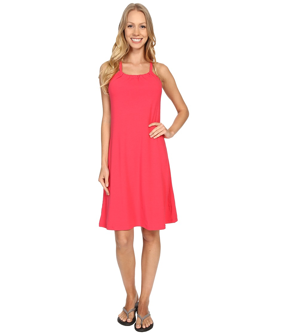 Prana - Quinn Dress (Azalea) Women's Dress