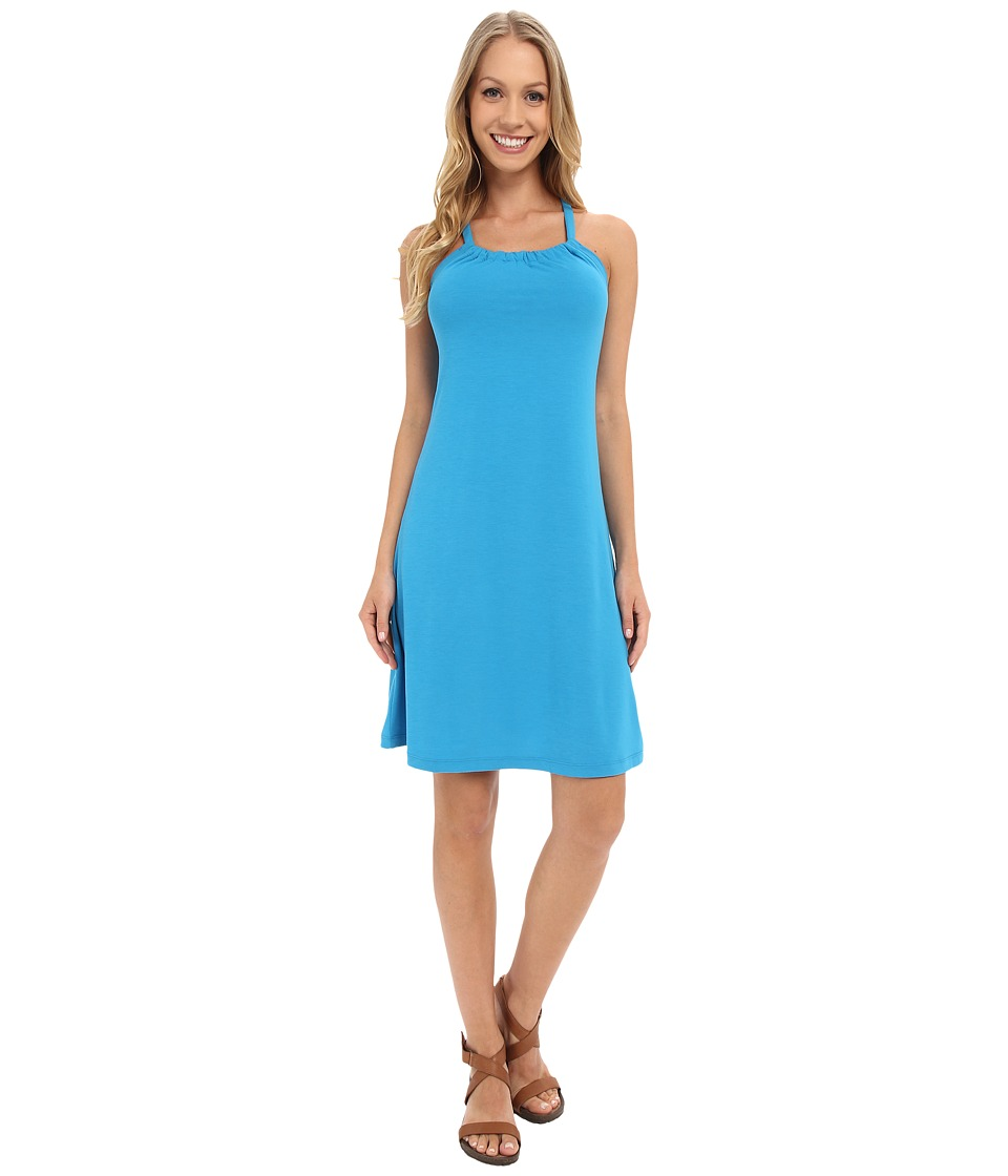 Prana - Quinn Dress (Electro Blue) Women's Dress