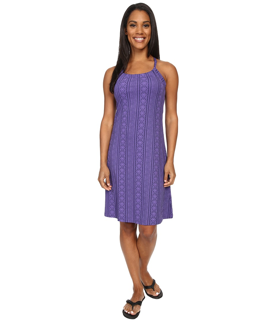 Prana - Quinn Dress (Indigo Lace) Women's Dress