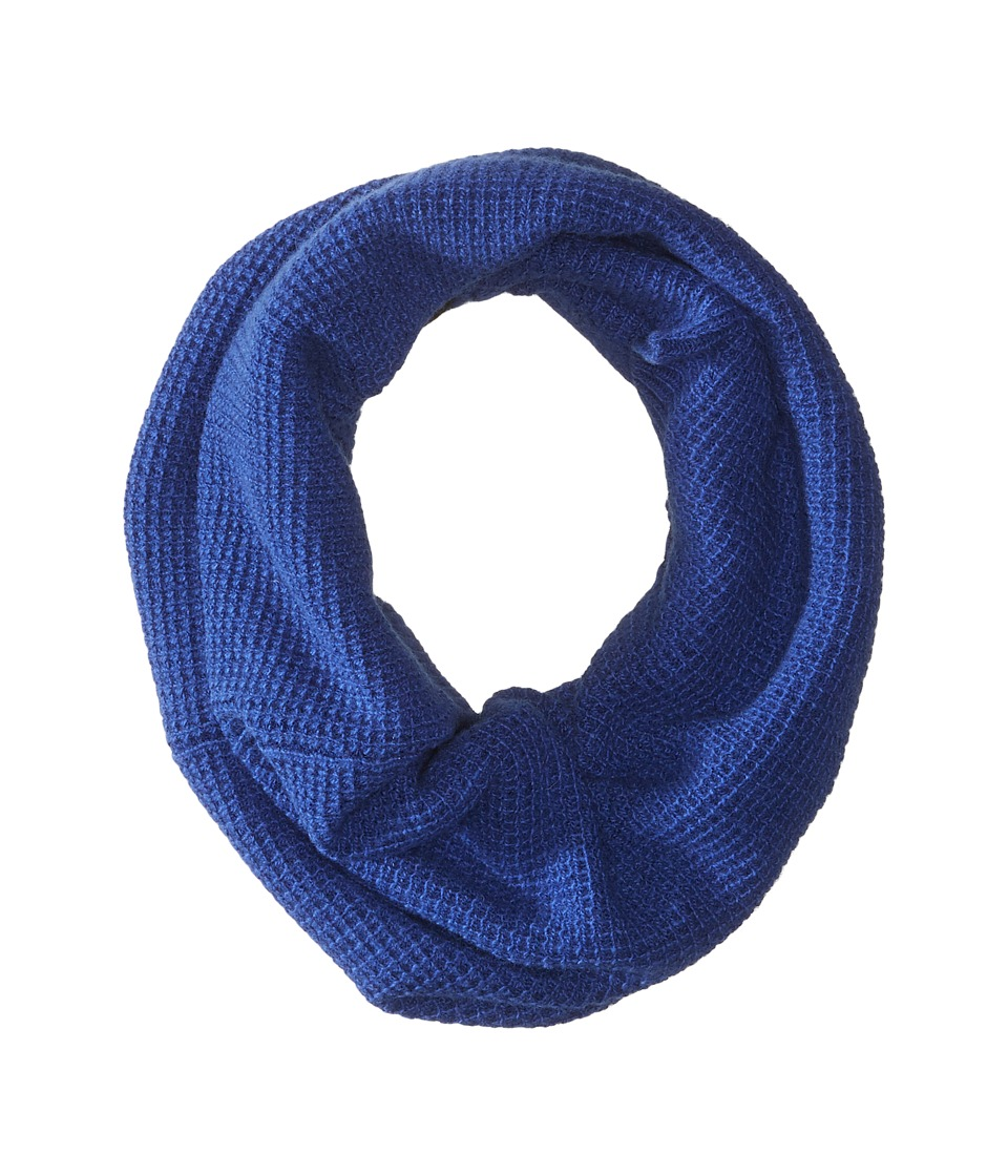 LAUREN Ralph Lauren - Baby Waffle Stitch Snood (Blue) Scarves