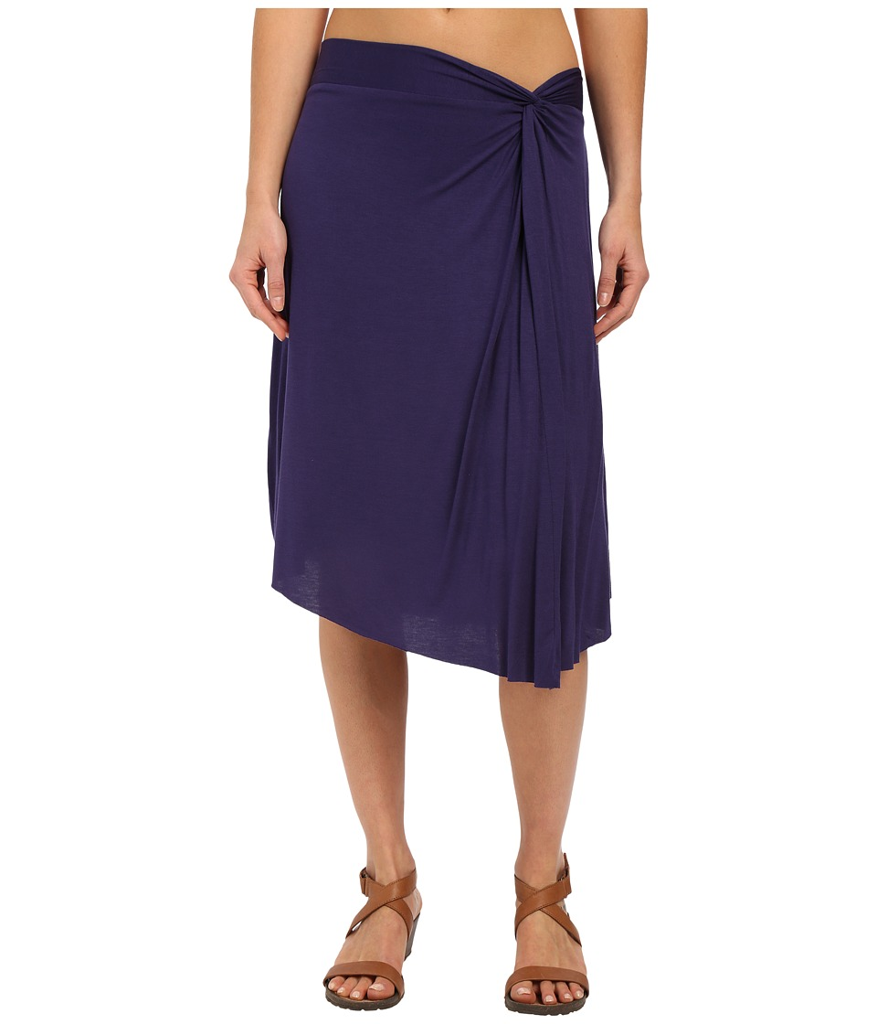 Prana Jessalyn Skirt (Indigo) Women