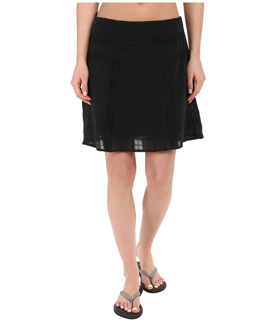 Prana - Erin Skirt (Black 2) Women's Skirt