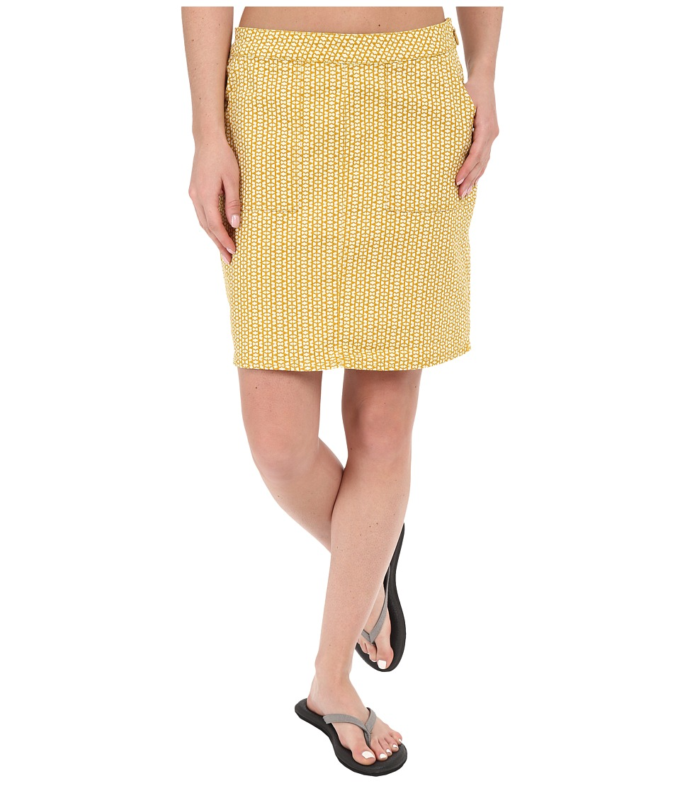 Prana Kara Skirt (Marigold Mixer) Women