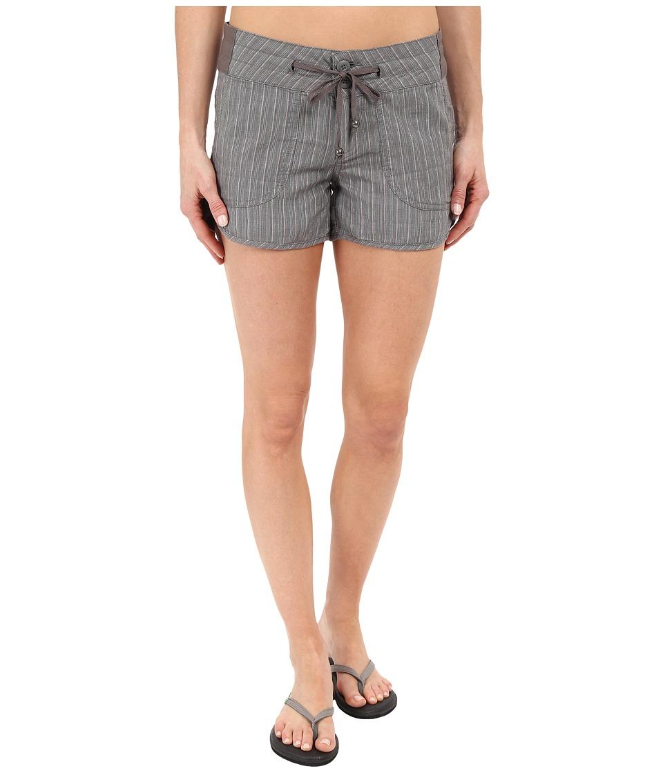 Prana - Vinia Shorts (Moonrock) Women's Shorts