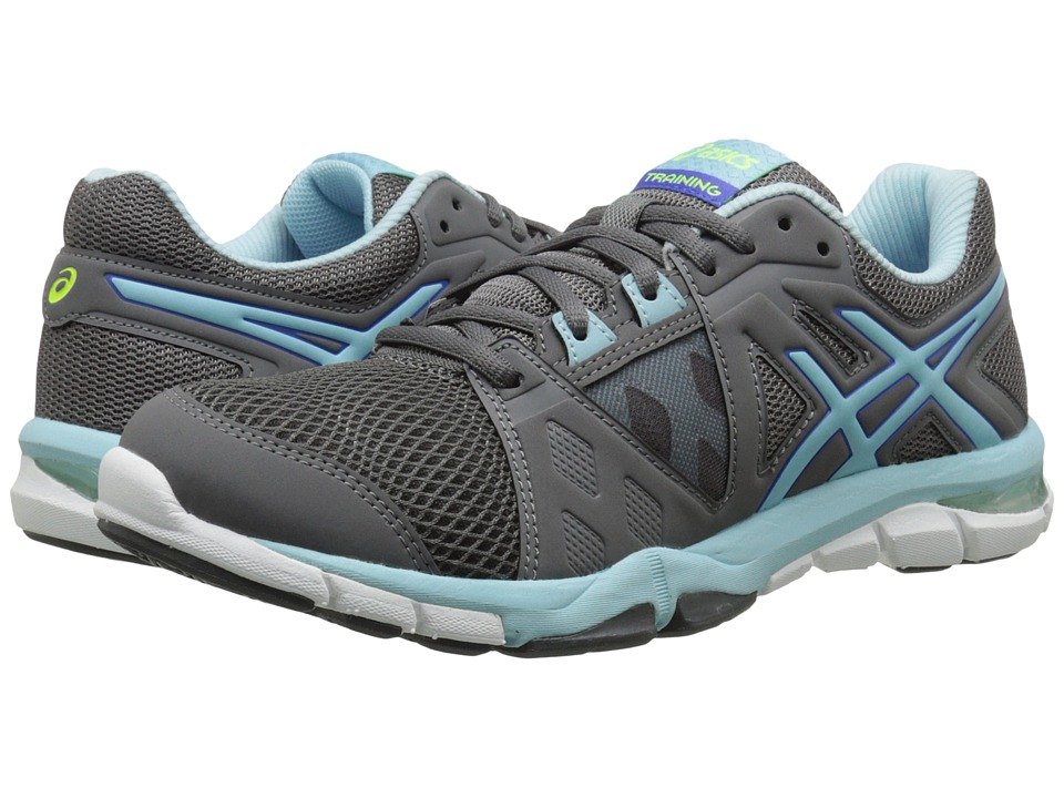 ASICS - Gel-Craze TR 3 (Titanium/Crystal Blue/Blue Purple) Women's Shoes