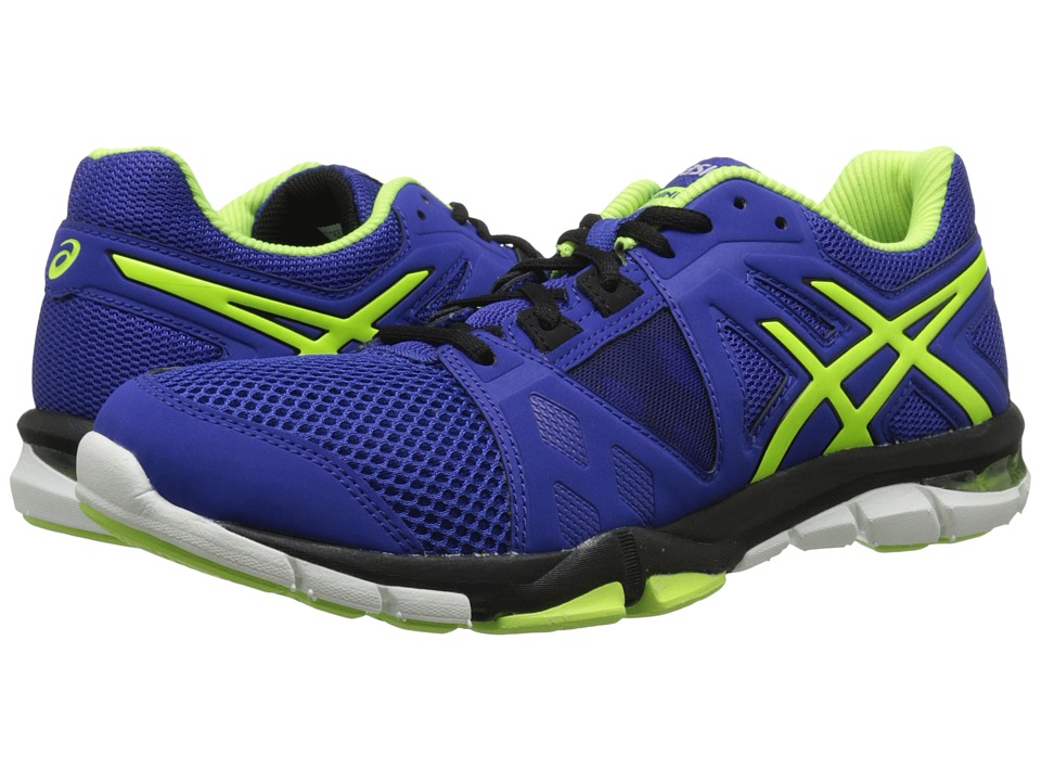 ASICS - Gel-Craze TR 3 (Asics Blue/Flash Yellow) Men's Shoes