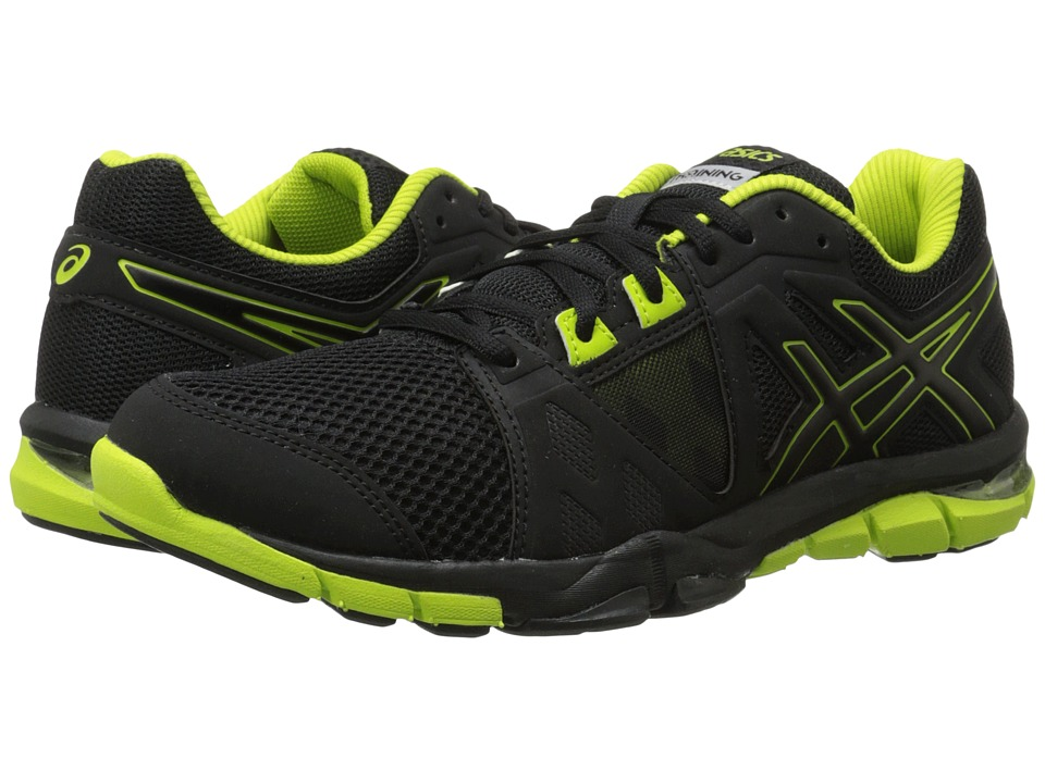 ASICS - Gel-Craze TR 3 (Black/Onyx/Lime) Men's Shoes