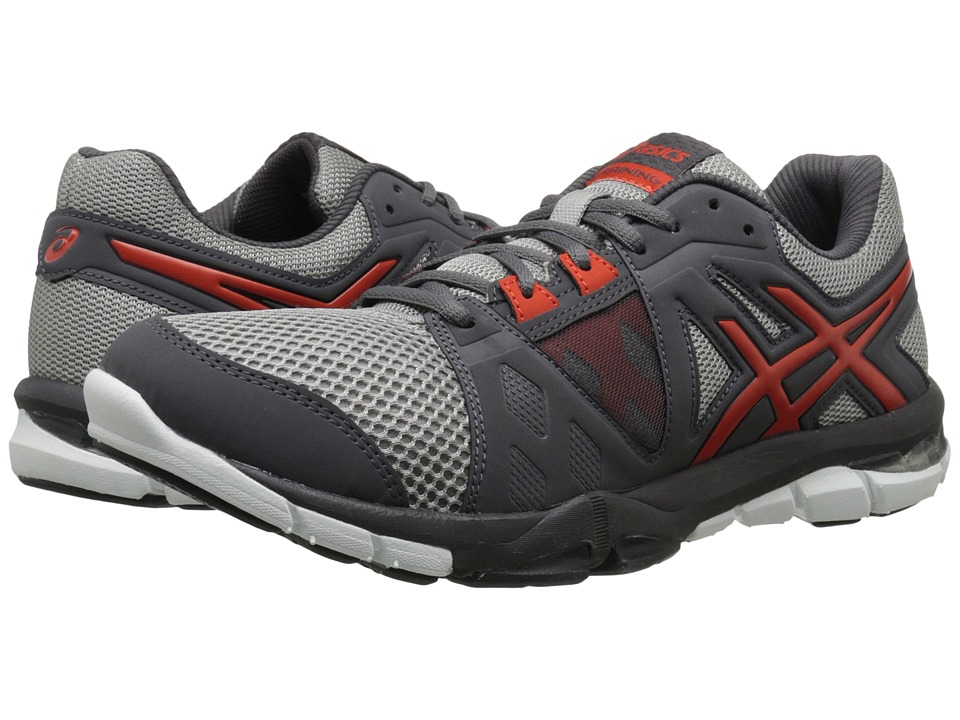 ASICS - Gel-Craze TR 3 (Dark Grey/Orange/Black) Men's Shoes
