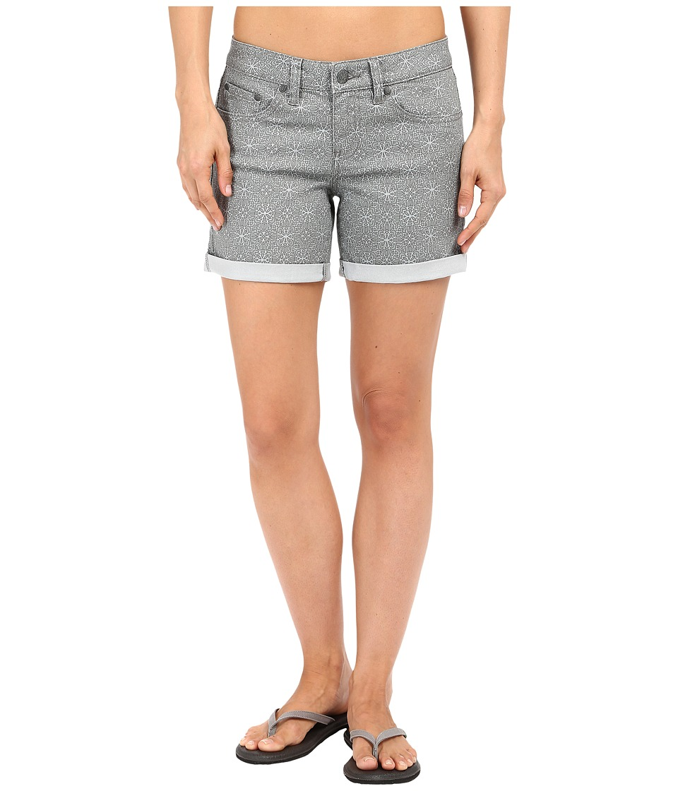 Prana - Kara Denim Short (Silver Spain) Women's Shorts