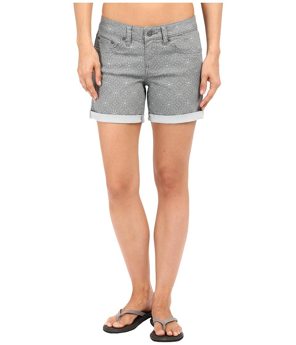 Prana - Kara Denim Short (Silver Spain) Women's Shorts