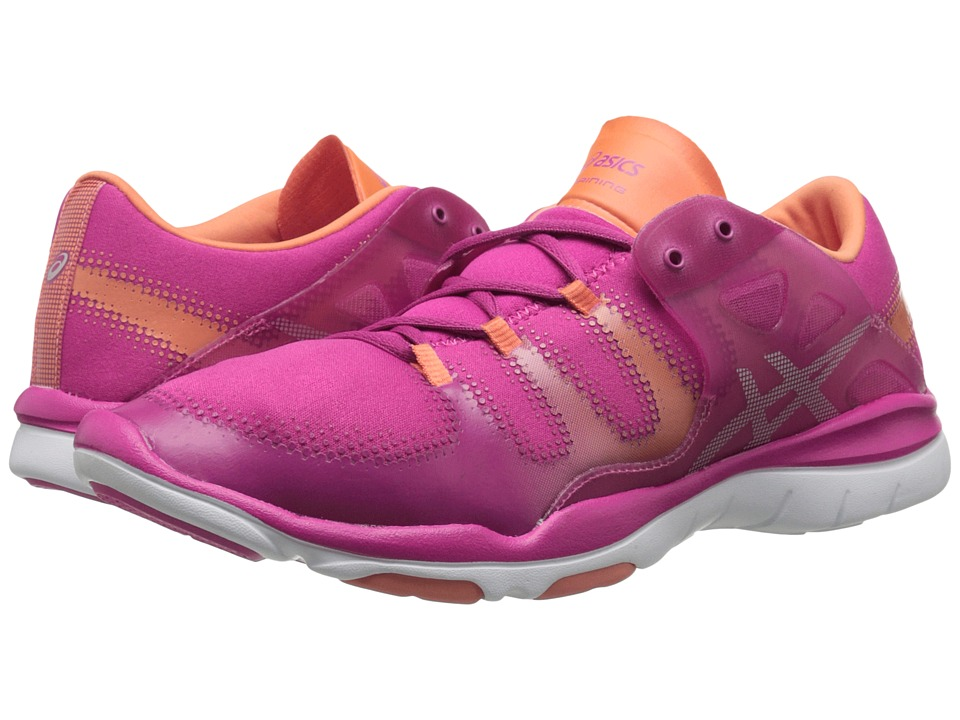 ASICS - GEL-Fit Vida (Berry/Silver/Melon) Women's Cross Training Shoes
