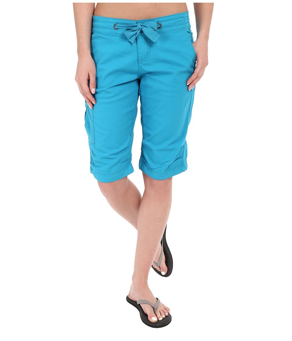 Prana - Emma Knicker (Cove) Women's Shorts